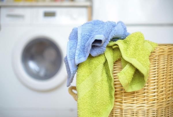 Как отбелить кухонные полотенца с растительным маслом: какие способы лучше