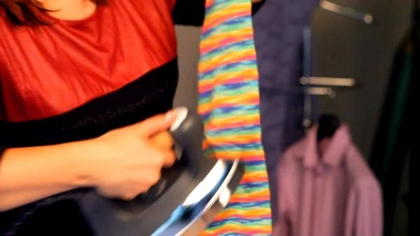 Севший свитер