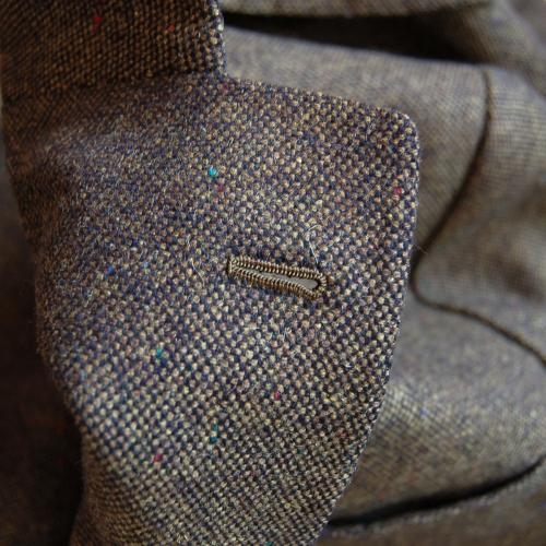 Как почистить пиджак своими руками